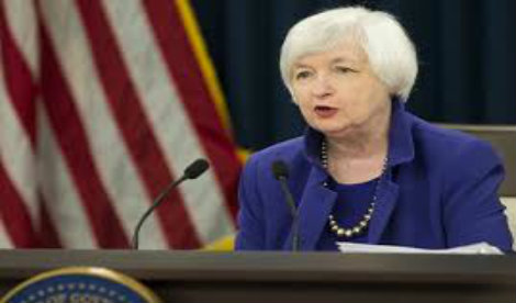 Federal Reserve Chairman, Janet Yellen Speaks on 14 Feb at 8:30 pm