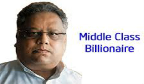India's Warren Buffet: Rakesh Jhunjhunwala |Profitaim|