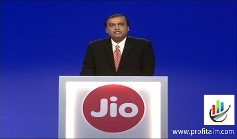 Jio will start its tariff plans from 1st April |Profitaim|