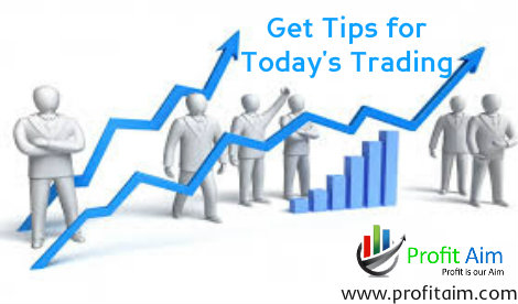 Trading Tips for today's Stock market